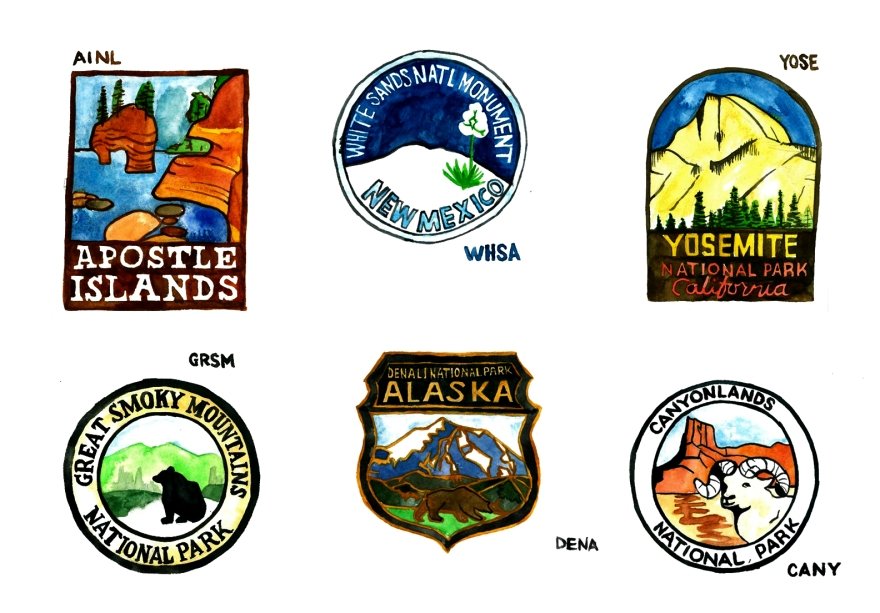 15_NationalParkBadges