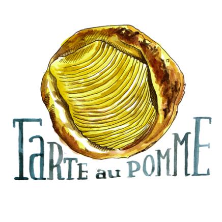 tarte-au-pomme