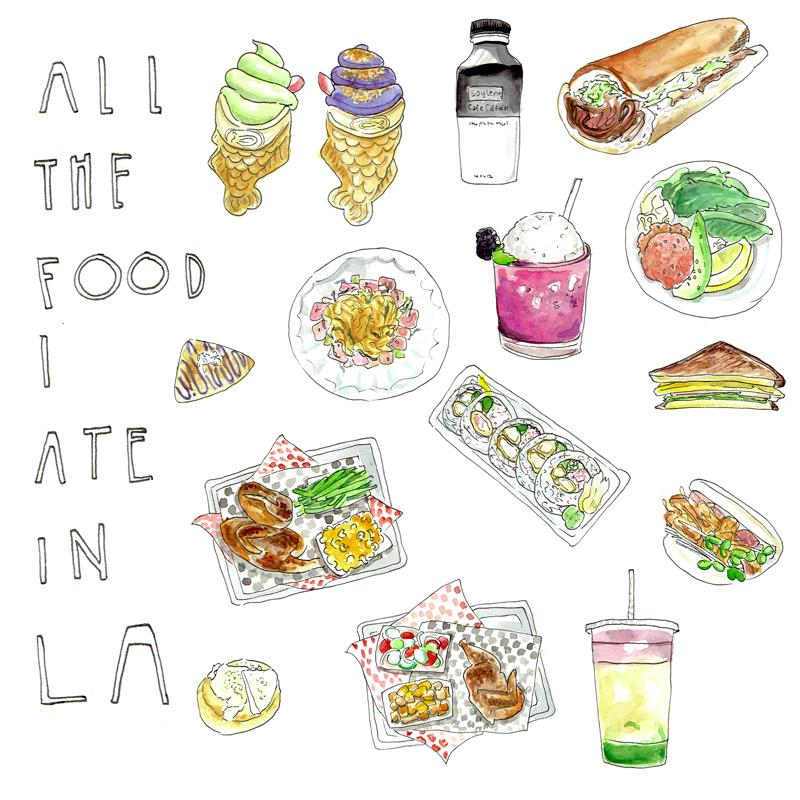 LA-food