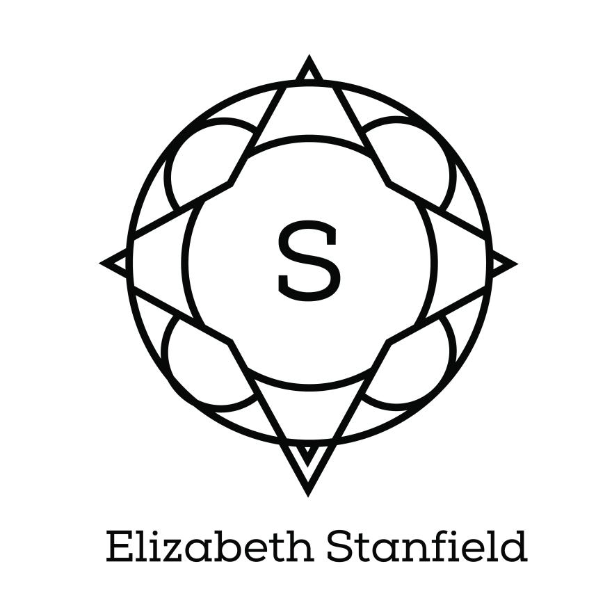 Liz Stanfield Logo-BW-01