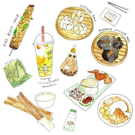 Taiwan-Food-insta