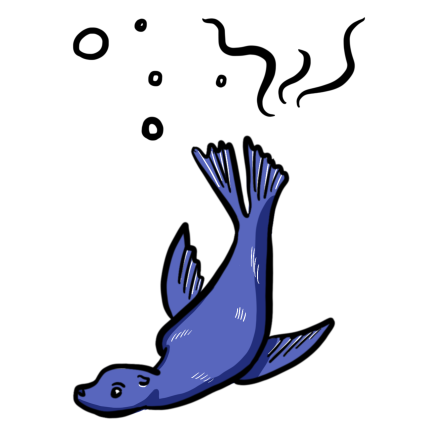 Flying Fish Color_SeaLion